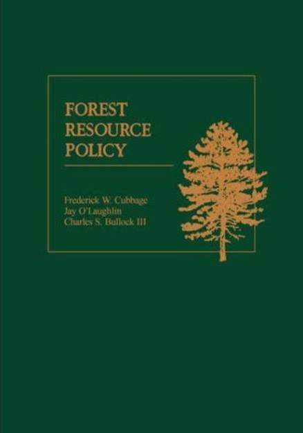 forest resource policy