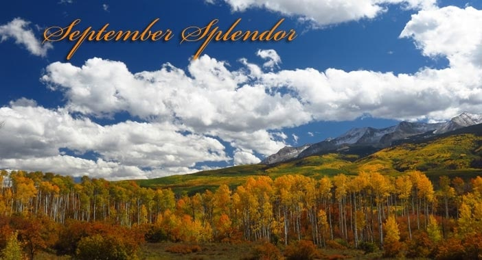 Thanks to Gunnison Crested Butte visitor's site.